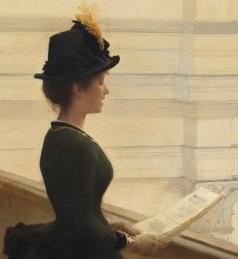 Henry Lerolle Metropolitan Museum